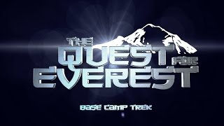 The Quest For Everest: Base Camp Trek, Nepal - Travel Documentary Trailer