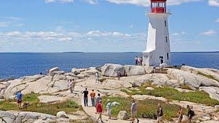 Halifax, Nova Scotia, Canada tours 2016 (4K)