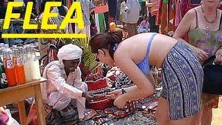 Anjuna Flea Market-Beach Market Anjuna GOA-Fun and food unlimited!!!