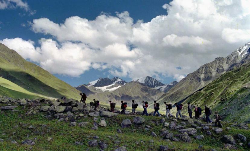 Dash to Himalayas
