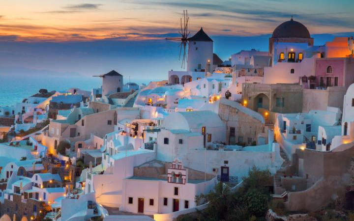 Want to attend a Greek Wedding, a food festival & visit vineyards in Greece?
