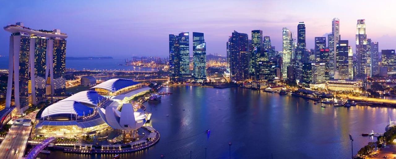 Singapore/Thailand in October