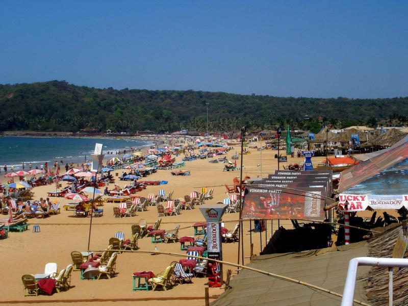 Party with the Beaches season 3 @ Goa!! (4D/4N Jan 26,27,28,29)