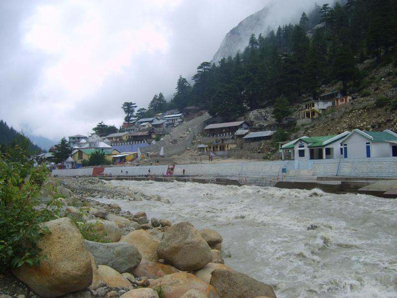 Trek from Gangotri to Gaumukh, plus Harsil, Mussoorie, trek to Tunganath