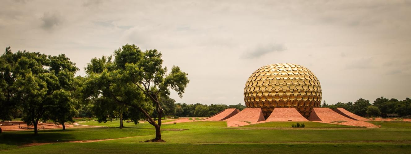The City of Dawn: Auroville & the French Colony: Pondicherry