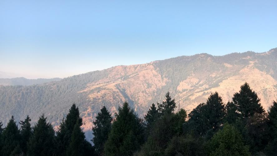 Prashar Lake Trek | Nomadify