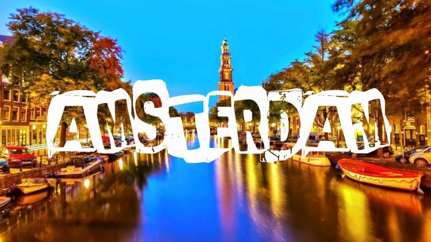 AMSTERDAM, ROME, VENICE and more...............