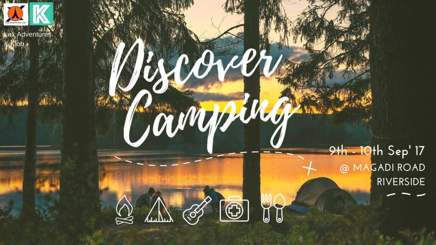 Discover Riverside Camping