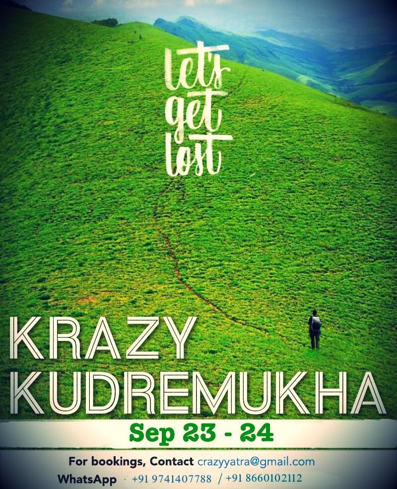Krazy Kudremukh