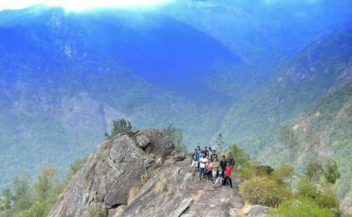 CHN-Hiking & Camping at Kotagiri, near Ooty