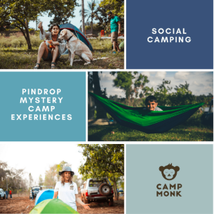 Pindrop Mystery Camp X - June   Campmonk