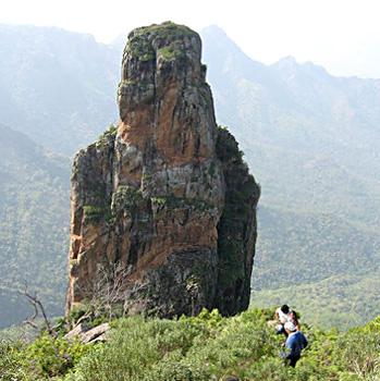 From BLR - Camping & hiking at Kothagiri