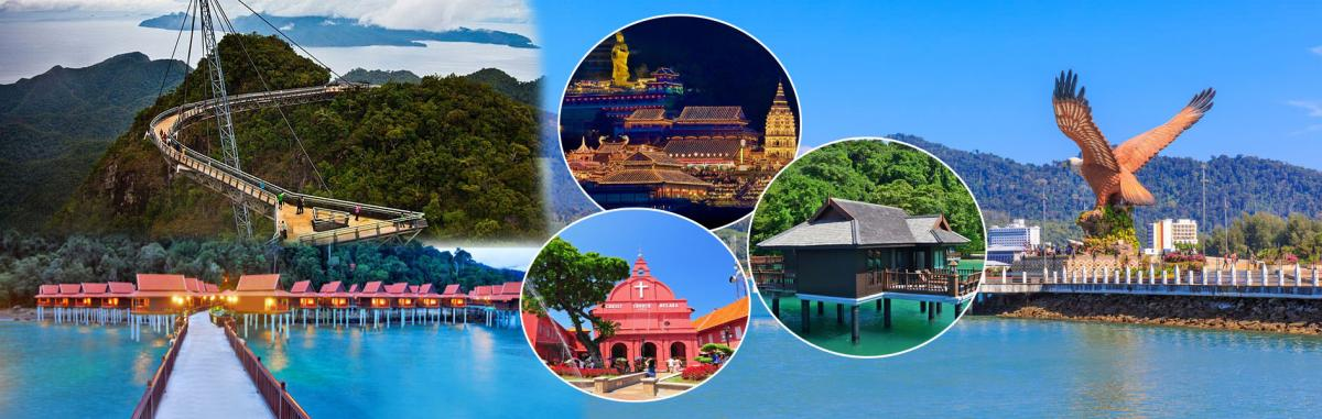August Weekend-Malaysia Twin Island Escapade -@ Rs.19999 till 20th July/@ Rs.21999 till 30th July
