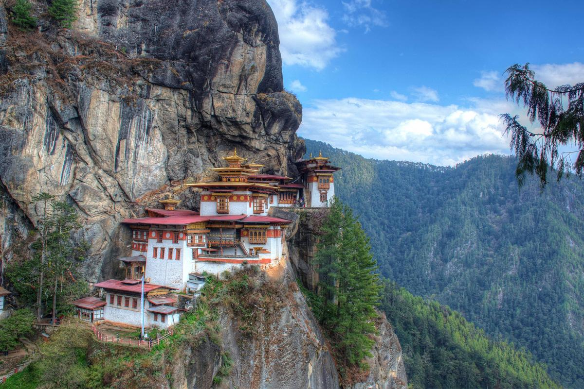 Bhutan – The Land of Happiness