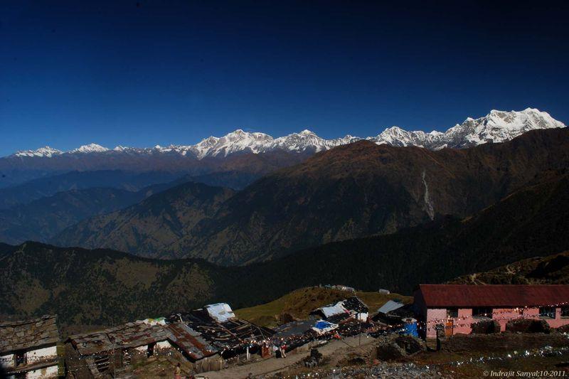 Kedarnath - vasuki Tal and Chopta to Tunganath treks