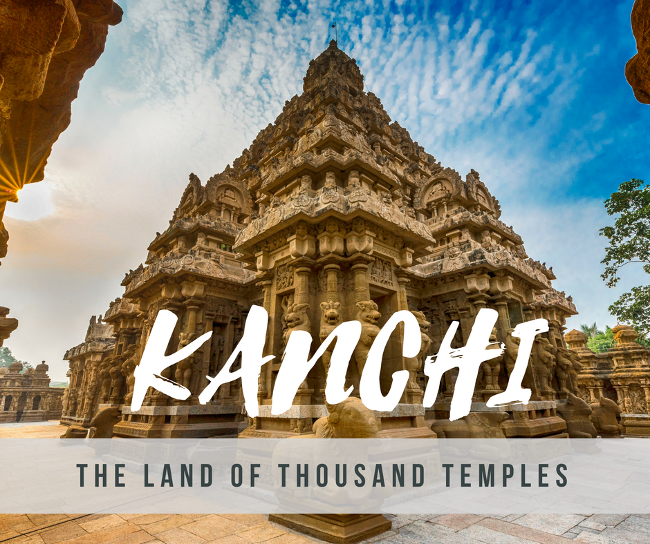 Kanchi Heritage Trip with Architect