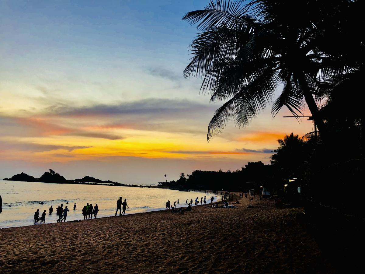 Dec 8,9: Gokarna Special: Private Beaches, Camping, Night Party | By Muddie Trails