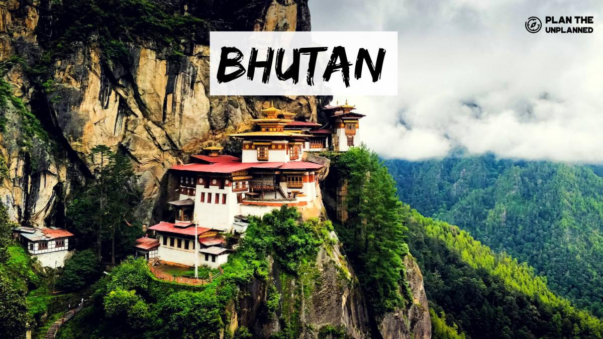Budget Trip To Bhutan-Plan The UnPlanned