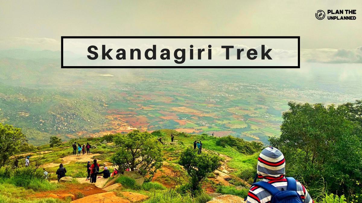 Skandagiri Night Trek | Plan The Unplanned