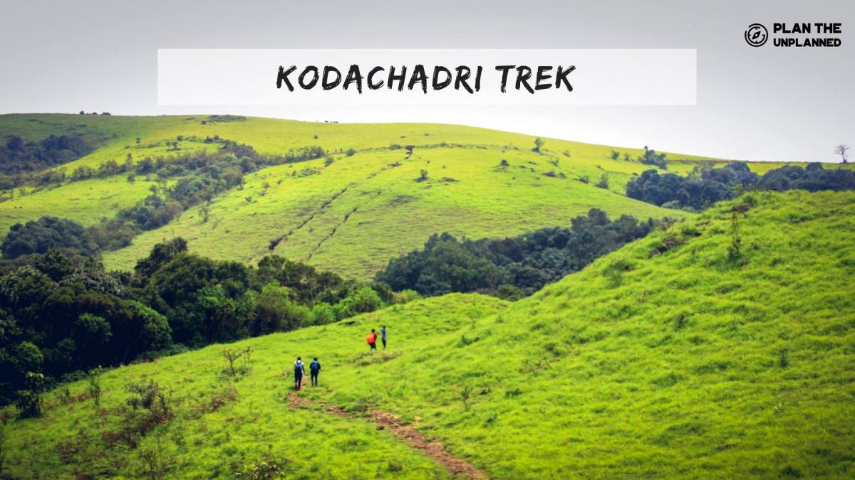 Kodachadri Trek | Plan The Unplanned