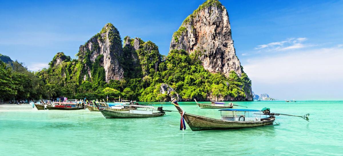 Island Escape-Phuket & Krabi @ Rs.27999 , 24th Jan 2019