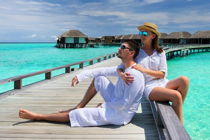 Valentines Special to Maldives from 14th Feb @ Rs.29999 (For Couples Only)