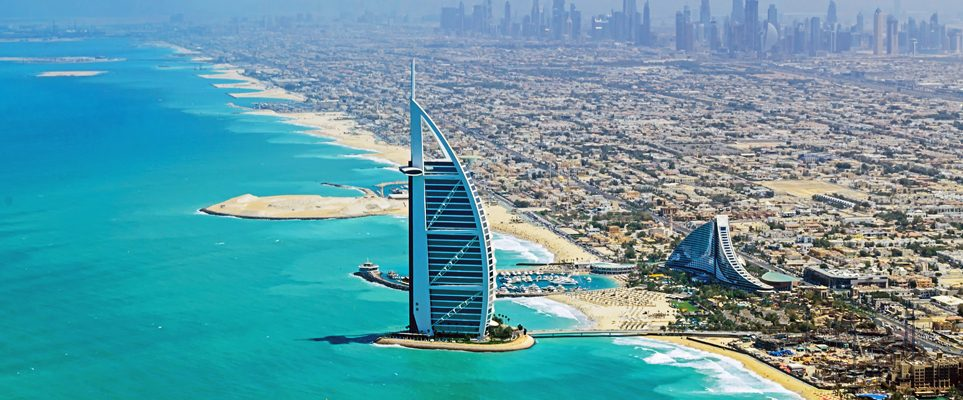 Welcome to Dubai - A Power Pack Trip @ Rs.33999 only, 21st Feb onwards
