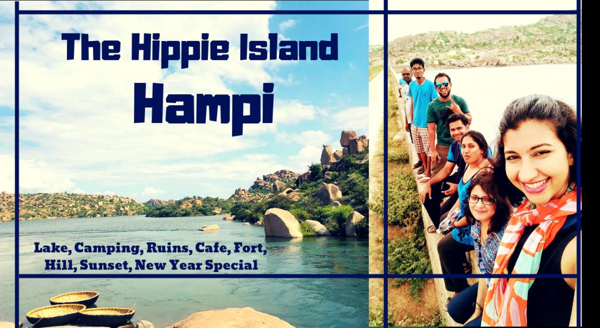 Starting tonight from HYD: Hampi Trip