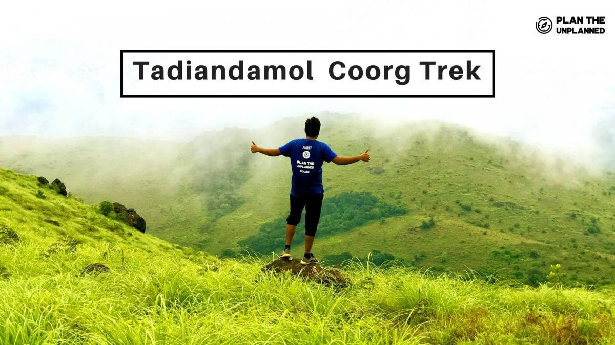 Tadiandamol Coorg Trek - Plan The Unplanned