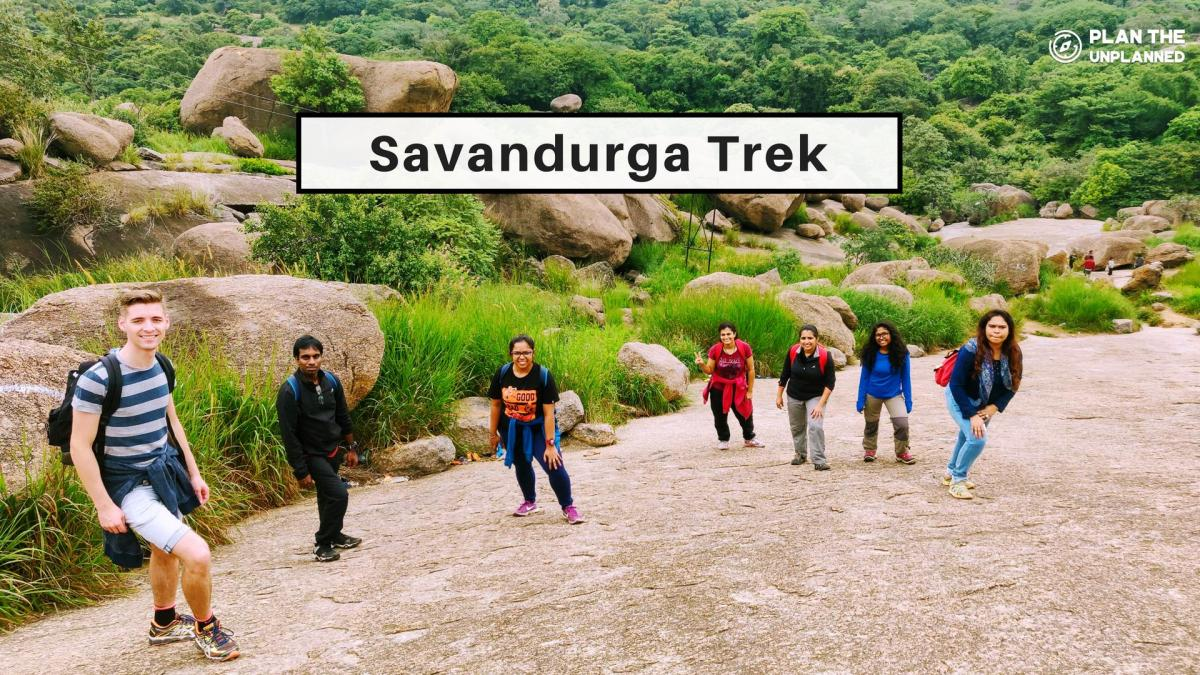 Savandurga Trek |Plan The Unplanned