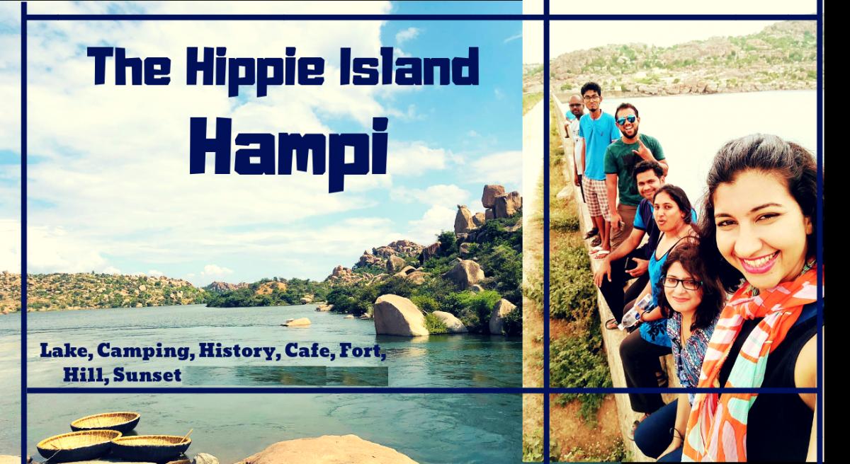 Jan 19,20: Camping events - Gokarna and Hampi!