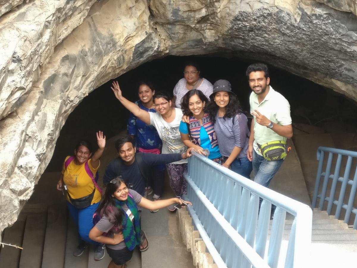 Jan 26,27: The Gorgeous Gandikota with Belum Caves & Kayaking