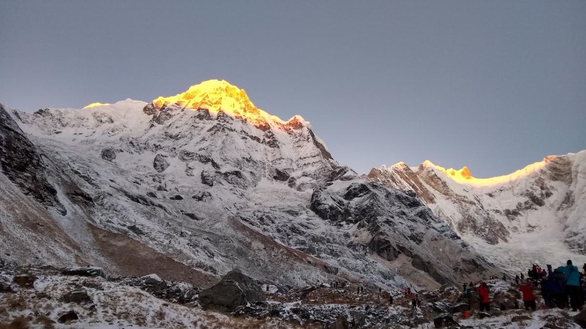 Annapurna Base Camp Trek - March 2019