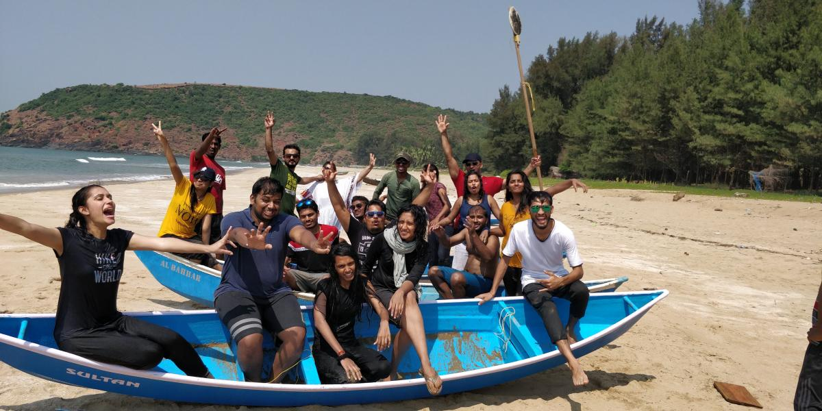 Jan 26,27: Gokarna Special: Private Beaches, Camping, Night Party | By Muddie Trails