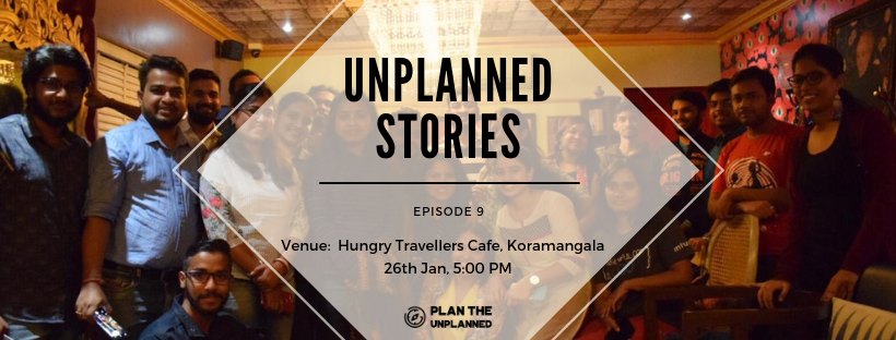 Unplanned Stories: Episode 9 - Travel Tales