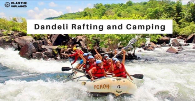 Dandeli River Rafting and Camping   Plan The Unplanned