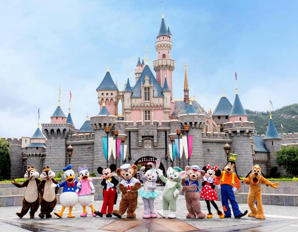 Budgeted, disneyland based trip to Hong Kong, 23-29 March, 5-6 days.