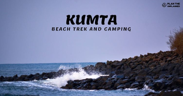 Kumta Beach Trek and Camping | Plan The Unplanned
