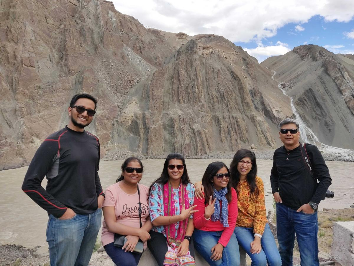 Adventures of Ladakh