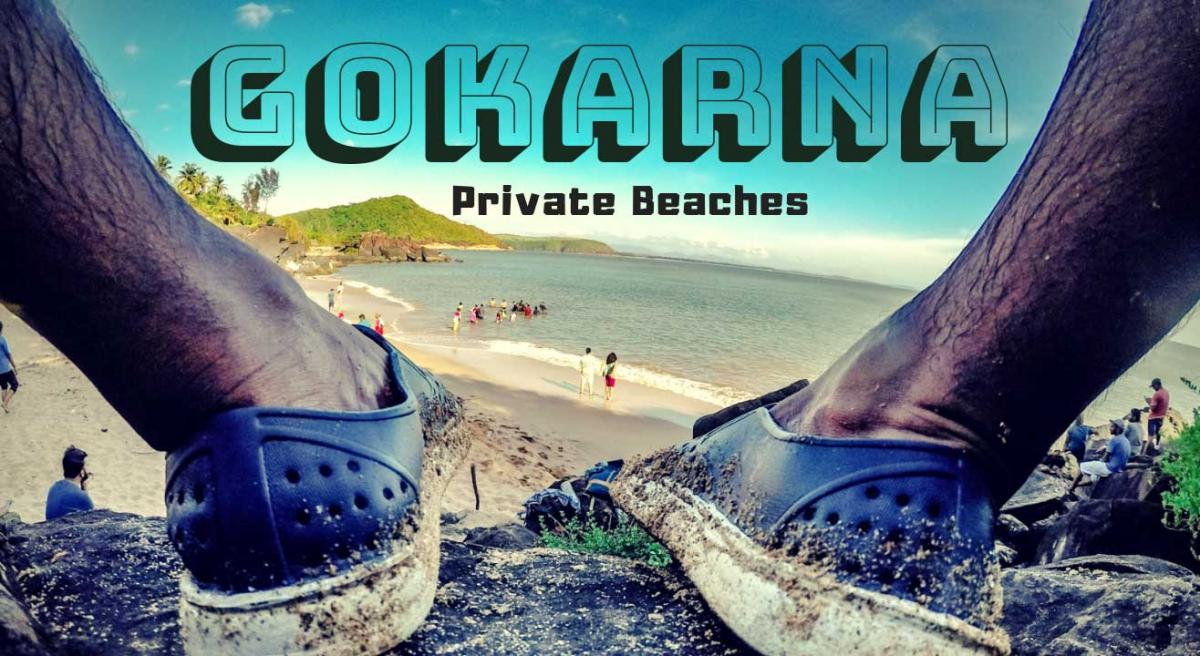 Gokarna Private Beaches - Camping, Star-gazing, Waterfalls, Caves