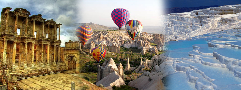 UNCOVER TURKEY @ INR 54,999 +Airfare Extra (Call For Special Offers)