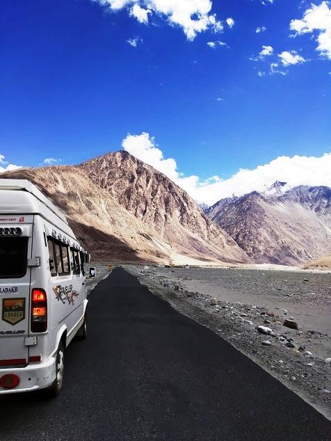Juley Ladakh - An Escape from Monotony