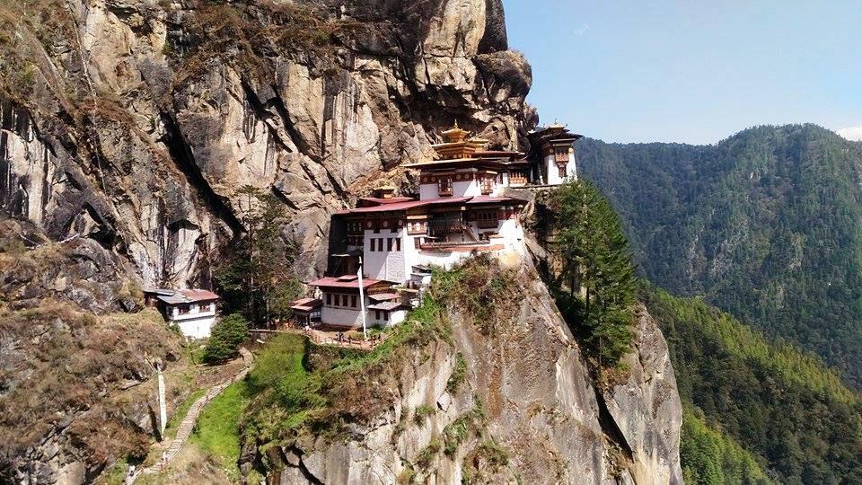 BHUTAN - The Great Himalayan Road Trip