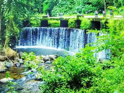 Private Waterfalls Trip to Courtallam
