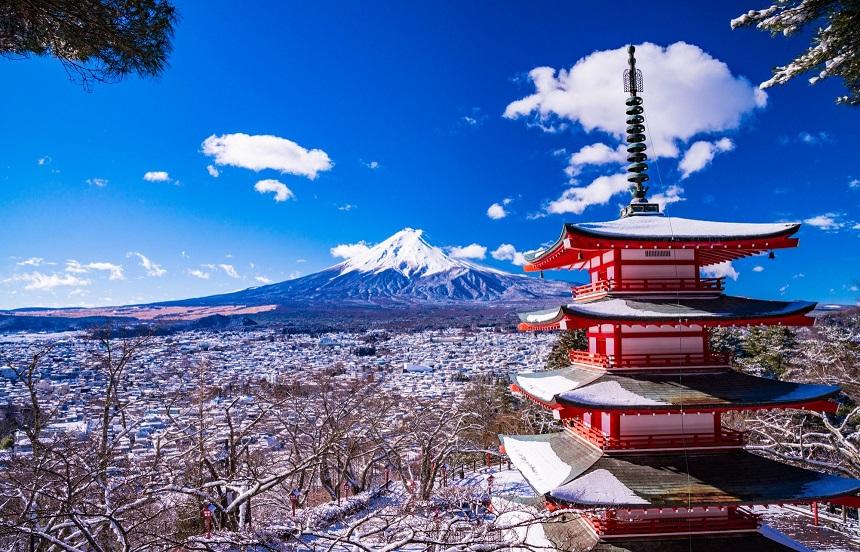 EXOTIC JAPAN - Ultimate backpacking trip (24th Jan - 01st Feb 2020)